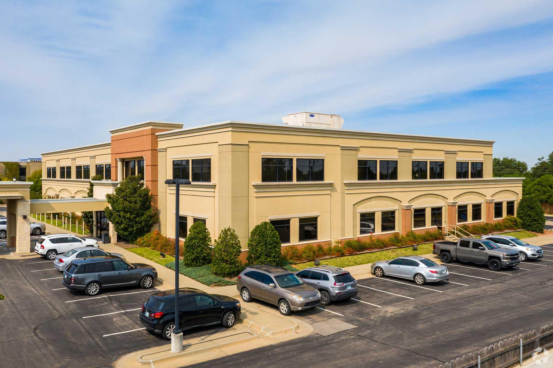 Edgewater Medical Center Building